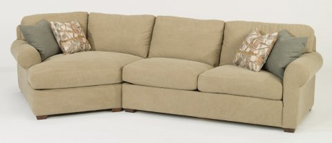 Randall Sectional 7100-SECT shown with 255 & 28 pieces in 726-80