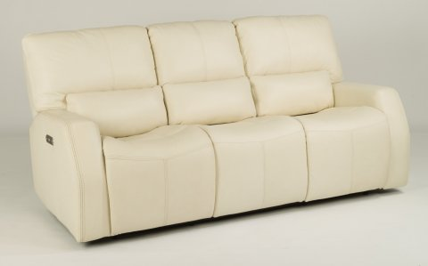 Cooper Power Reclining Sofa with Power Headrests 1423-62PH in 326-10