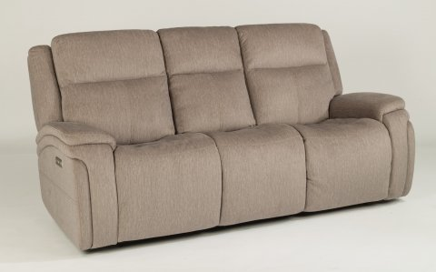 Rocket Power Reclining Sofa with Power Headrests 1486-62PH in 649-72