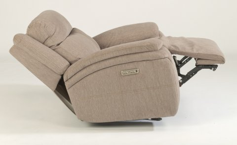 Rocket Power Gliding Recliner with Power Headrest 1486-54PH in 649-72