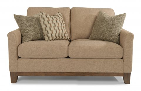Hampton Fabric Loveseat 7006-20 in 718-72