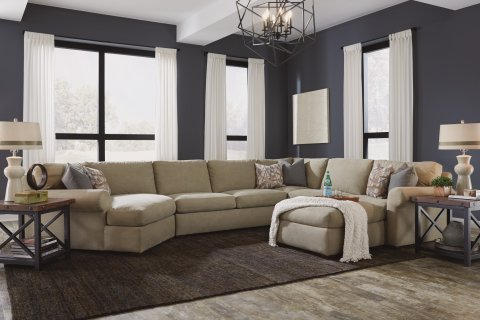Randall Sectional Lifestyle