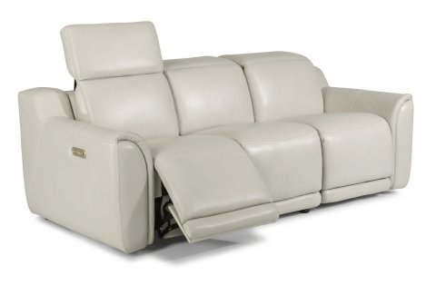 Reign Power Reclining Sectional 1359-SECTPH shown with 57PH, 19PH, 58PH pieces in 014-19