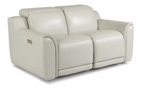 Reign Power Reclining Sectional 1359-SECTPH shown with 57PH & 58PH pieces in 014-19