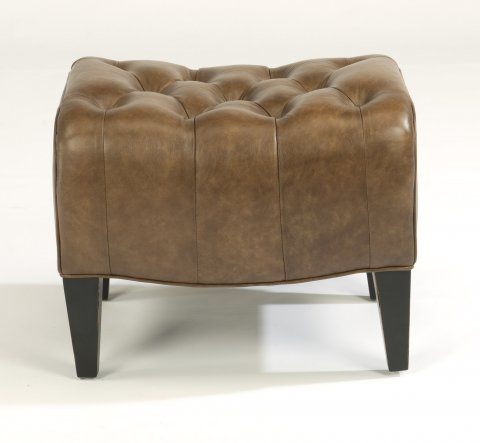 Winslet Leather Ottoman 1717-08 in 989-72
