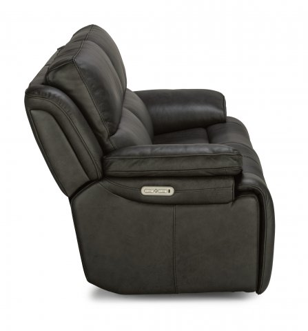 Apollo Power Reclining Sofa with Power Headrests 1849-62PH in 986-00