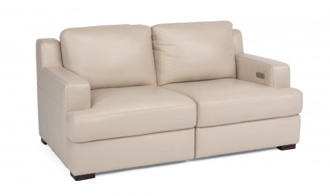 Dowd Leather Sectional 1152-SECTP shown with -17 & -18 pieces in 331-80