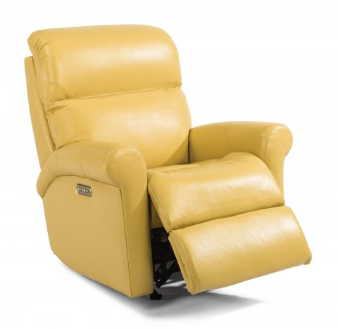 Power Recliner with Power Headrest 3902-50 in 824-90