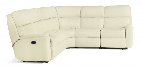 Rio Reclining Sectional 3904-SECT shown with 57, 19 , 23, and 58 pieces in 824-11