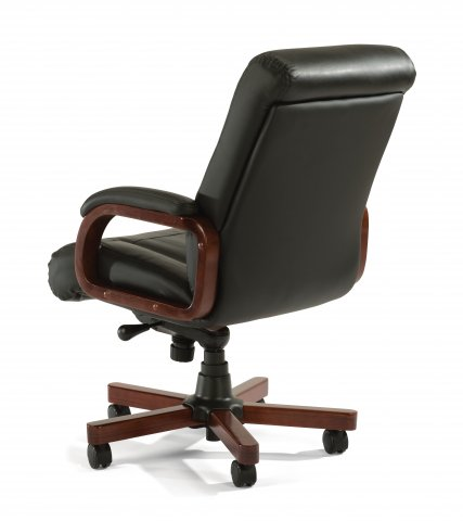 Belmont Executive Leather Mid Back Chair 7132-81