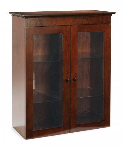 Del Mar Closed Bookcase 7302-248