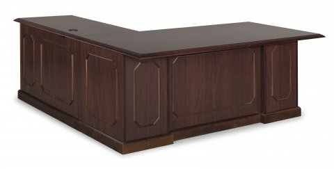 Governors Right Executive L Desk 7350-25