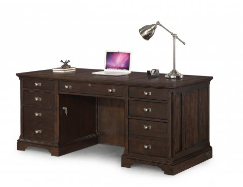 Walnut Creek Executive Desk W1321-736