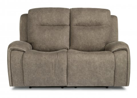 Solo Power Reclining Loveseat with Power Headrests 1884-60PH in 744-01