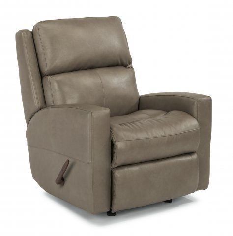 Catalina Recliner 3900-50 in Leather