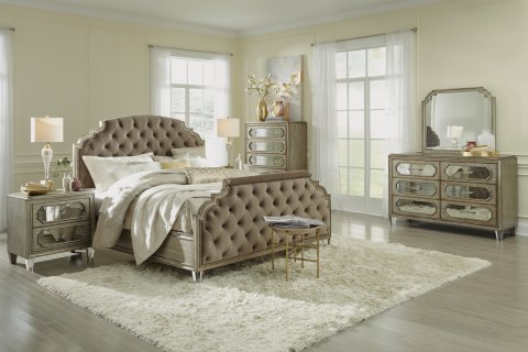 W1063 Vogue Bedroom Group Lifestyle