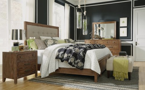 W1048 Hampton Bedroom Group Lifestyle