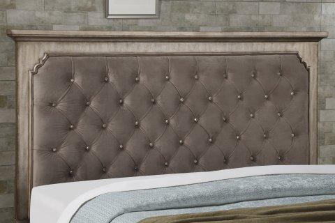 Vogue Queen Bed W1063-91Q