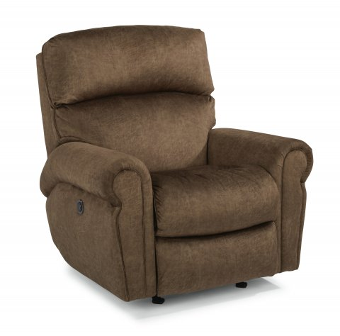 Langston Power Recliner 4504-50M in 323-70
