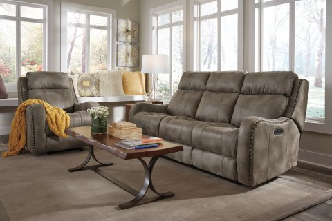 1418 Fabric Sofa Group
