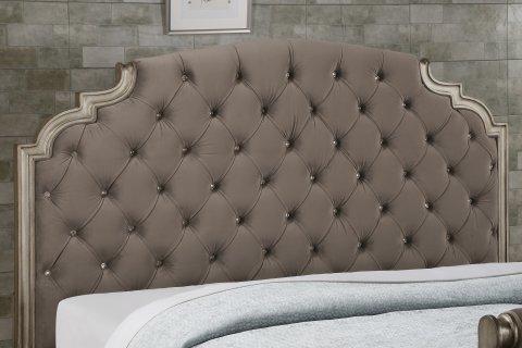 Vogue Queen Bed W1063-90Q
