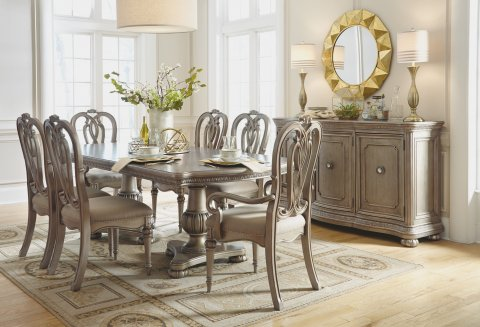 W1167 San Cristobal Dining Group Lifestyle