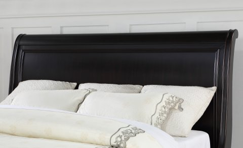 Camberly Queen Sleigh Bed W1909-92Q