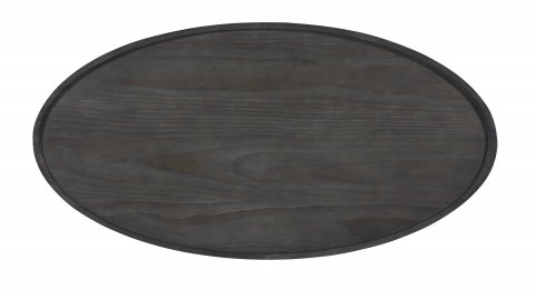 Platform Oval Coffee Table W1443-033