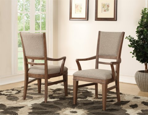 Hampton Arm Dining Chair W1148-841