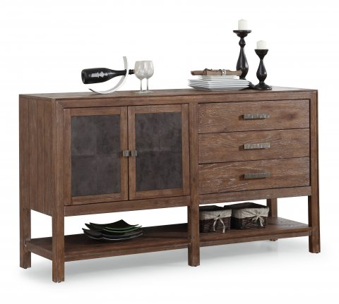 Hampton Buffet with Storage W1148-826