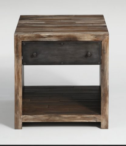 Fulton End Table W1418-01