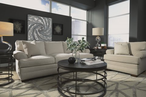 Lehigh Sofa Lifestyle