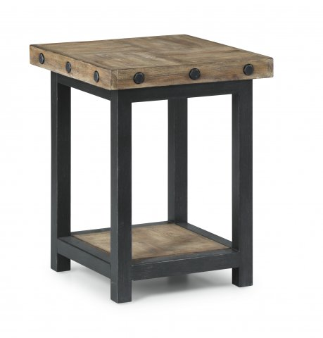 Carpenter Chairside Table 6723-07