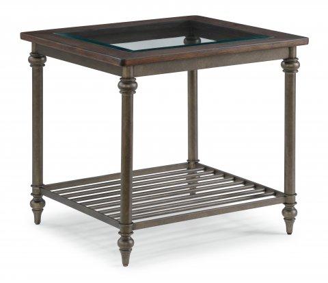 Herald Lamp Table W1427-02