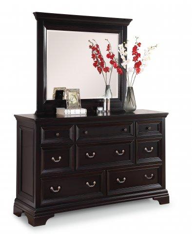 Camberly Dresser W1909-860 & Mirror W1909-880