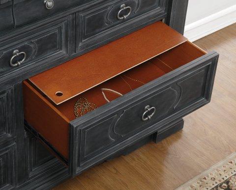 Charleston Dresser W1061-860