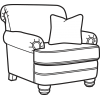Bay Bridge Chair 7790-10