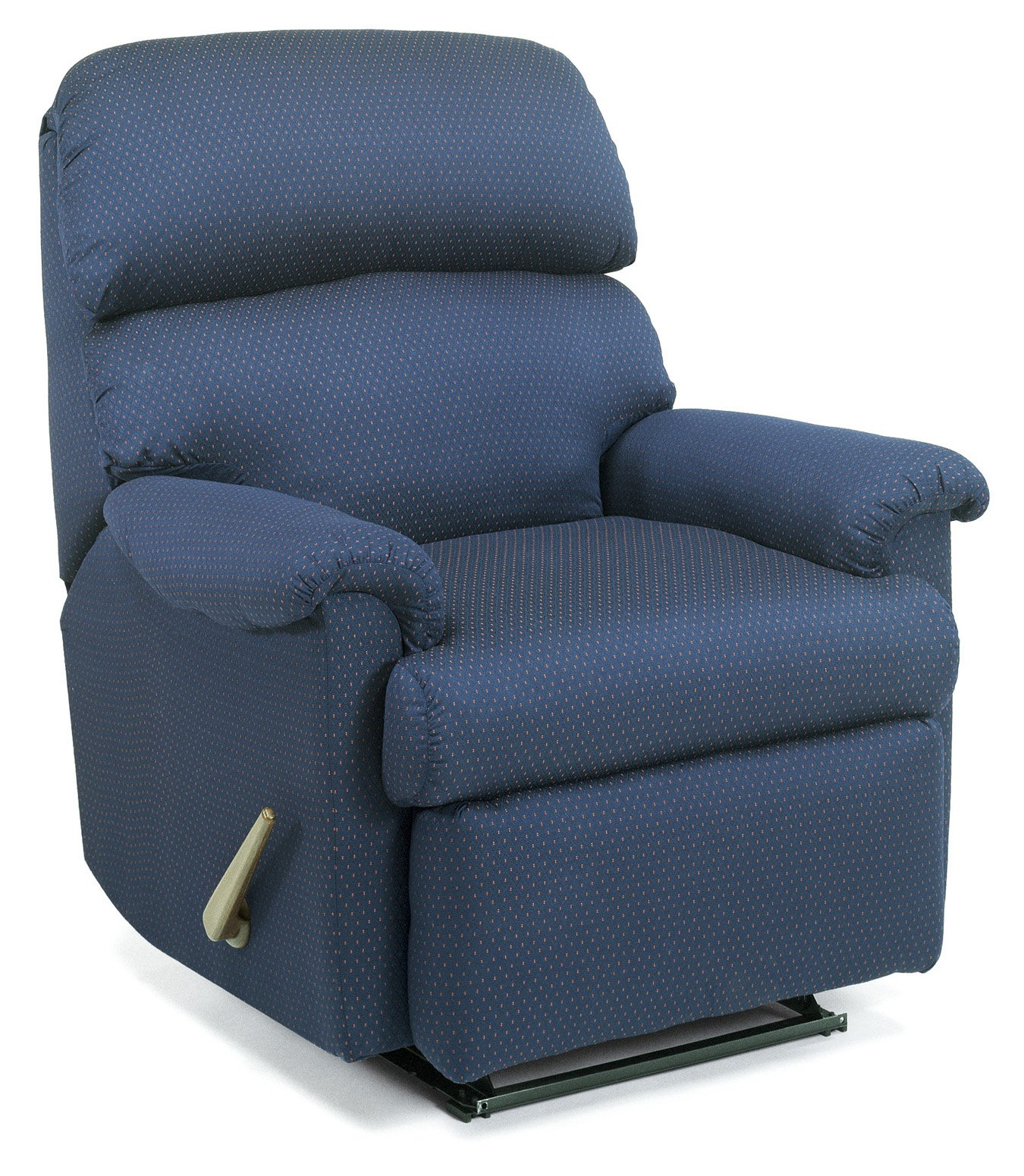Pleasing Heavy Duty Firefighter Recliner W Padded Arms Flexsteel Pabps2019 Chair Design Images Pabps2019Com