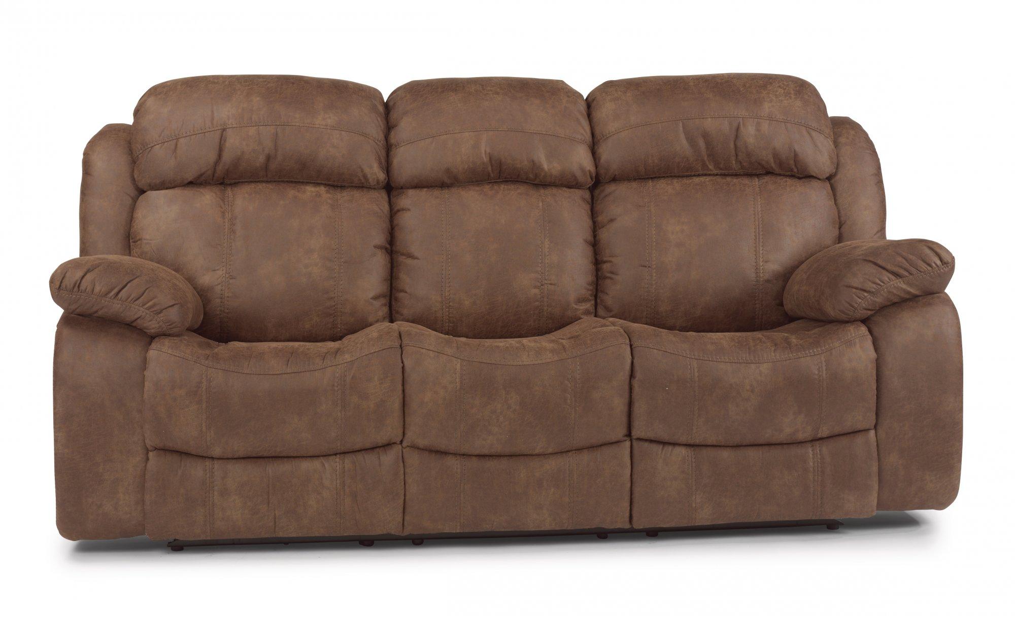 o Fabric Reclining Sofa Fabric Sofa Recliner